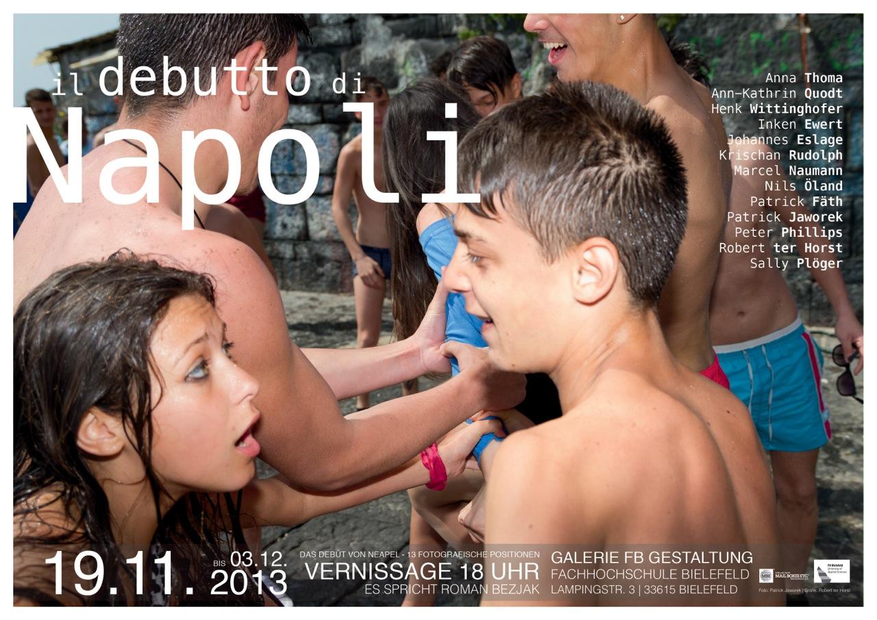 Il debutto di Napoli, ©2013