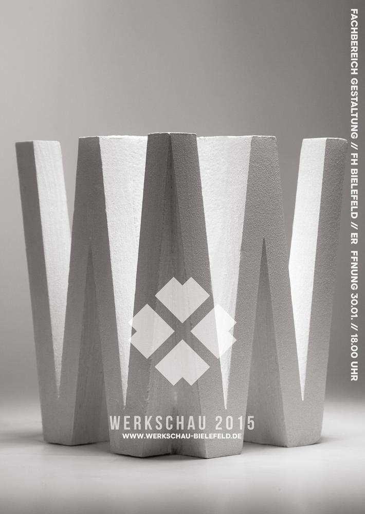 Ausstellungsplakat WiSe 2015