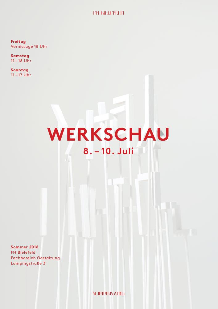 Werkschau SoSe 2016