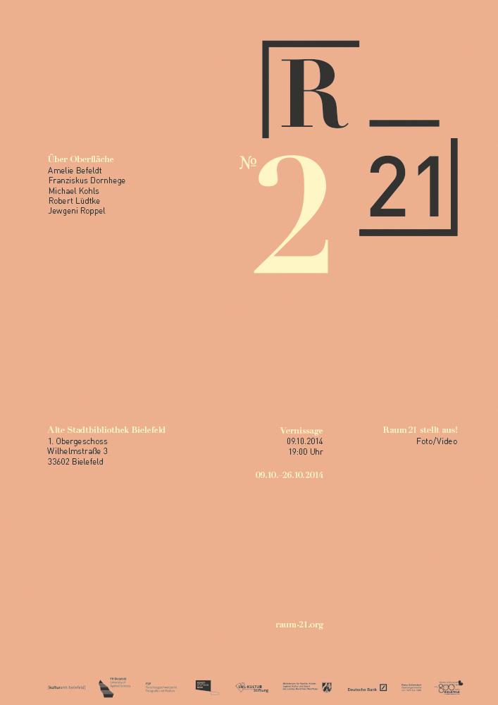 Raum21 Ausstellung 2, © 2014