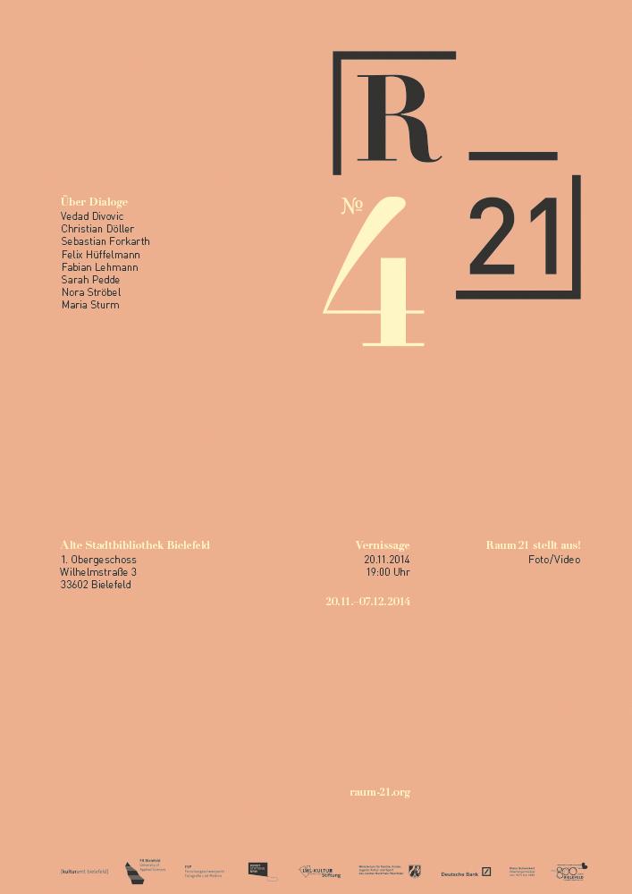 Raum21 Ausstellung 4, © 2014