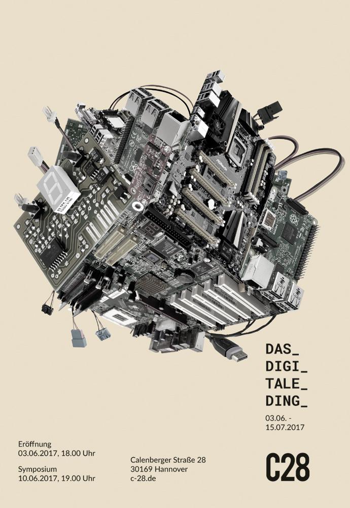 DAS DIGITALE DING Flyer